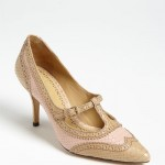 Tory Burch Everly Pump Sugarcane Camel