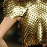 elaborate luscious gold top