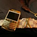 Gold blackberry