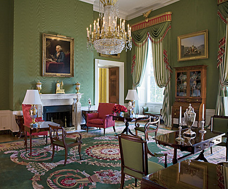 The White House Interior Part 33