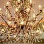 luscious chandelier