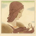 1920s fashion illustration photos - Art deco fashion posters