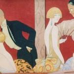 Art deco style - The Roaring Twenties