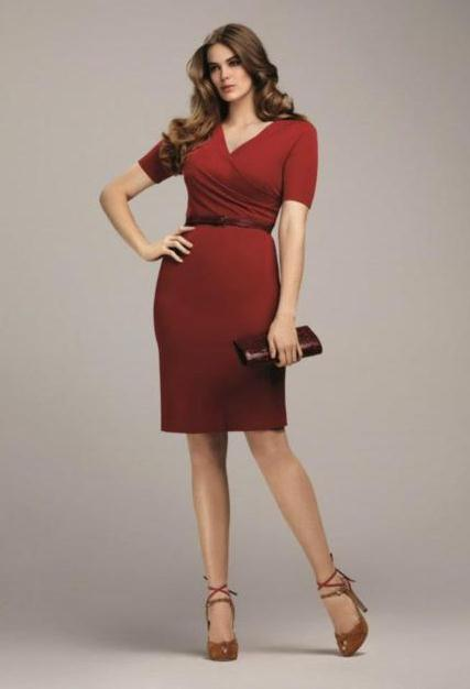 """Curve appeal: Frockage for """"plus size"""" girls – curvy and ..."""