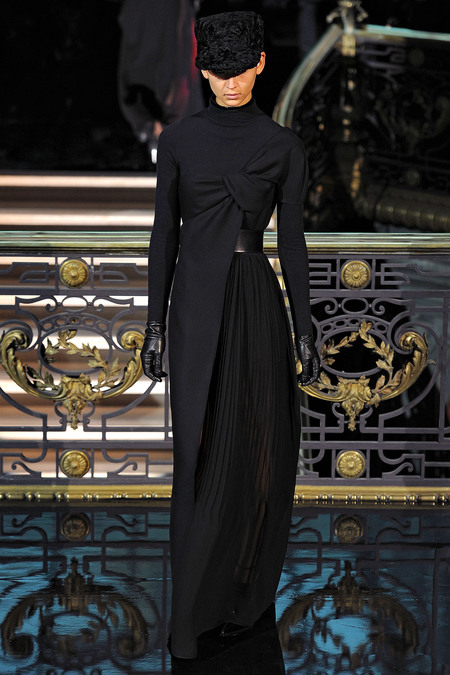 John Galliano Fall 2013 RTW collection