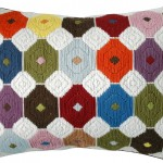 Jonathan Adler Chamomile Bargello Pillow