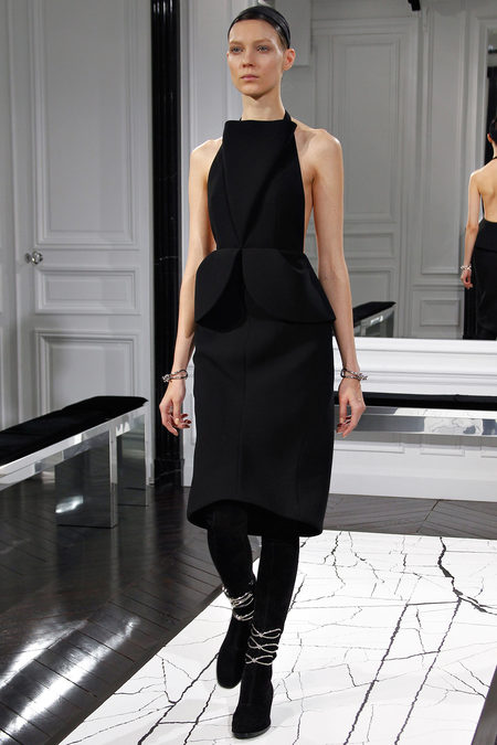 Balenciaga Fall 2013 RTW collection