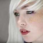 Beautiful Blondes Women with Freckles Devon Jade