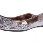 Gabriella Rocha - Asha - Pewter - Footwear - Silver ballet flats