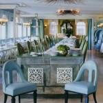 Kelly Wearstler style - elegant living