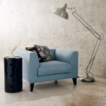 Snooze Armchair in blue