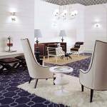 Jonathan Adler glamorous living room ideas