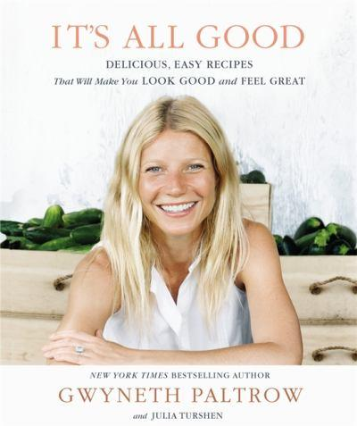 Books To Buy Gwyneth Paltrow S Cookbooks