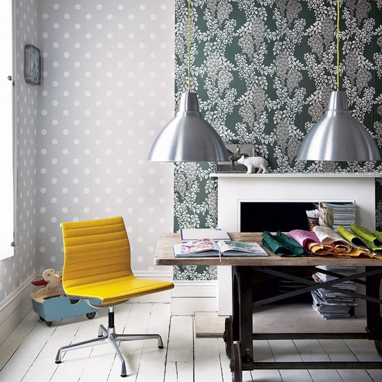 Luscious Design: Inspiration To Decorate Your Office