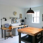 Pictures of home office workshop and studio design