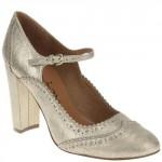 vintage 1920s wedding - Nina Footwear Corp flapper shoes