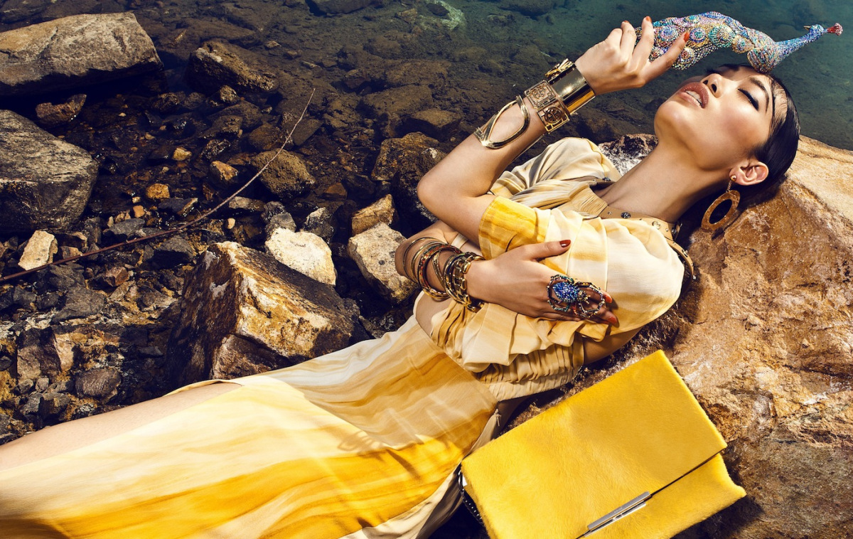 Sun Ting by Man Tsang for Marie Claire Hong Kong April 2013
