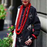 Over 50 and fabulous - Iris Apfel - Advanced Style by Ari Seth Cohen