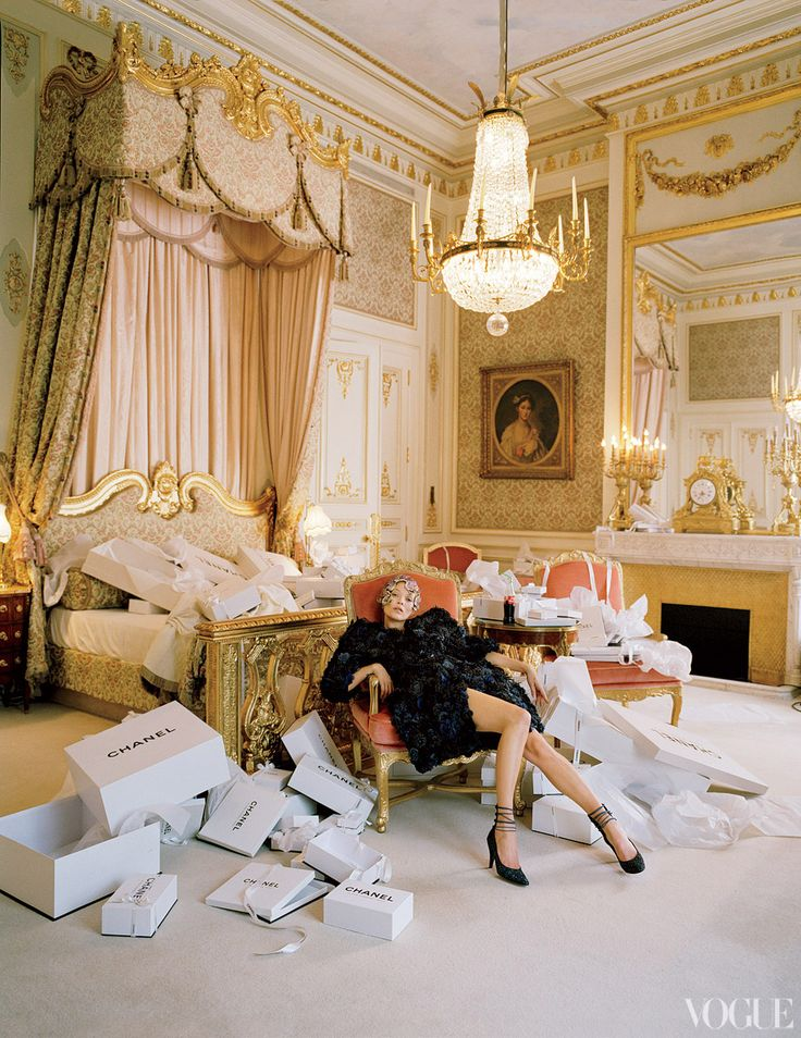 The Ritz Paris - Kate Moss goes shopping