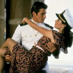 AN OFFICER AND A GENTLEMAN - Richard Gere Debra Winger 1982
