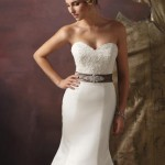 Stylish budget wedding - Blu Bridal by Mori Lee Dress 85