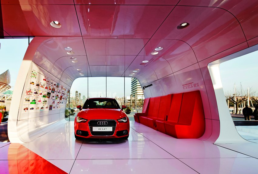 Stylish home luxury garage designs photos and ideas for Garage design ideas gallery