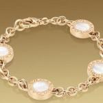 bvlgari chain bracelet - luscious a glamorous life