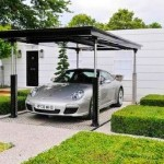 Luxury car garage design