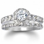 help me with my wedding - megs-small-carat-cubic-zirconia-bridal-ring-set