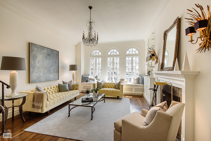 FOR SALE Candace Bushnell home for sale - 45 East 9th Street New York