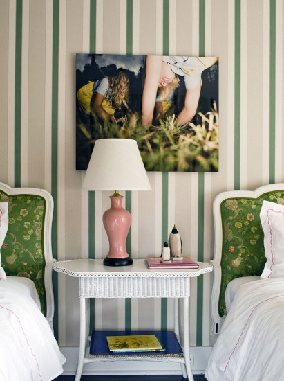 Kate and Andy Spade - Southamptons home