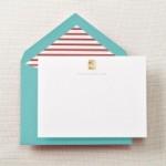 Kate Spade homewares online - kate spade hand engraved signed sealed delivered cards