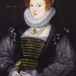 Elizabethan maternity fashion