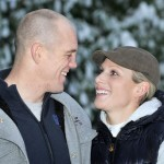 Mike Tindall and Zara Phillips announce their pregnancy