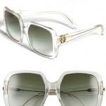 Buy online: Tory Burch Logo Hinge Large Sunglasses