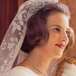 Wedding tiara - 1964 Denmark - Annemarie tiara