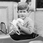 prince charles as a little boy