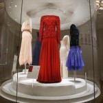 Exhibition of royal dresses at kensington palace 2013