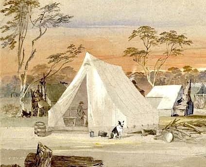 early settlers in australia