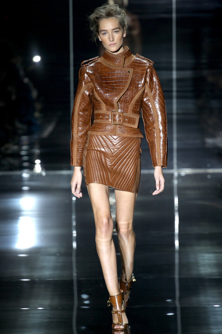 Tom Ford Spring 2014 ready to wear runway