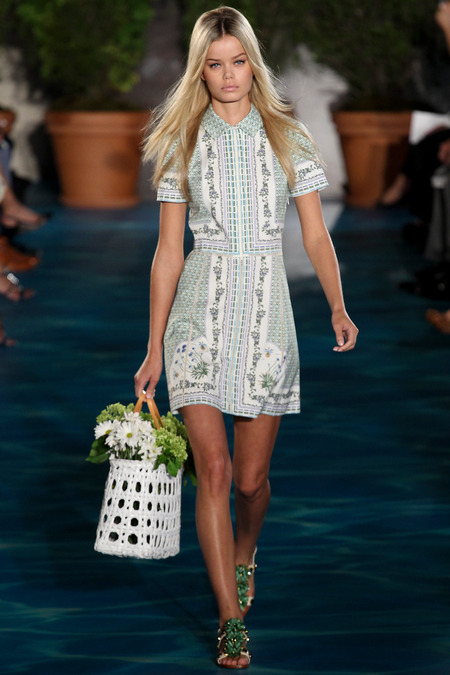 Tory Burch Spring 2014 RTW Collection
