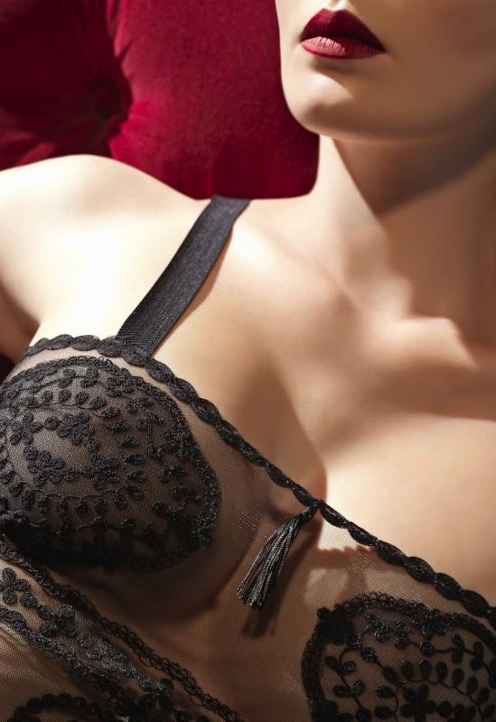 Luscious lingerie: La Perla