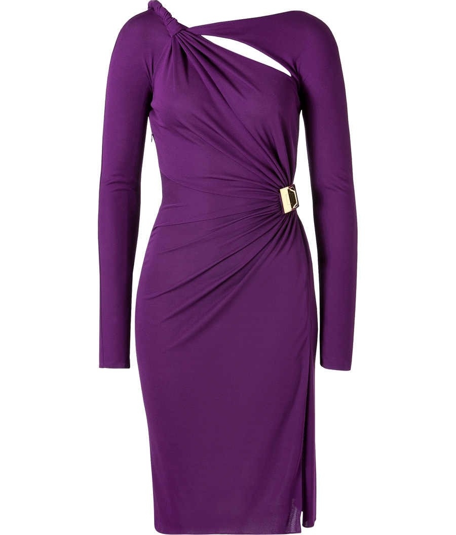 Purple Emilio Pucci dress