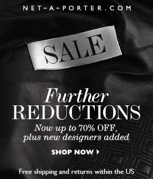 Net-A-Porter 70% off sale