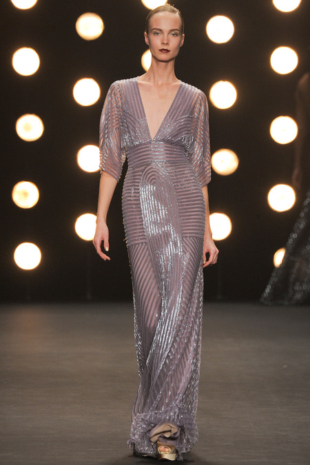 Naeem Khan Fall 2014 RTW Collection