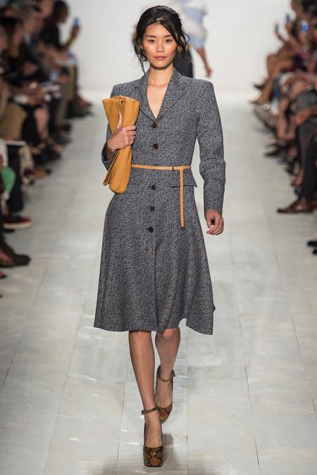 Kate Middleton's fashion - Michael Kors Spring 2014 RTW Collection