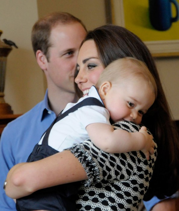 Our favourite photos of Prince George of Cambridge