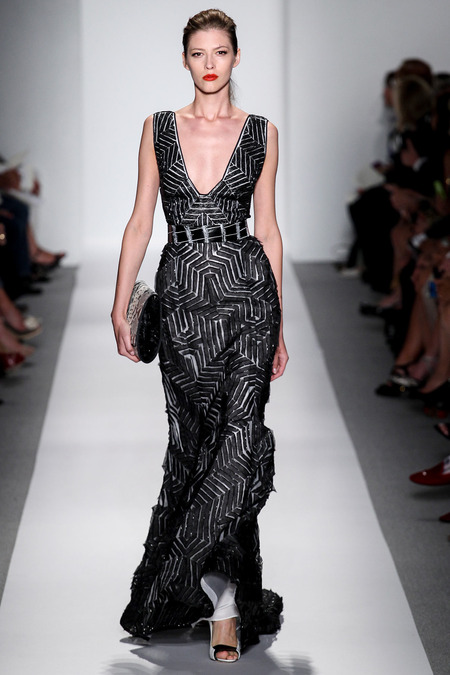 Dennis Basso Spring 2014 RTW Collection