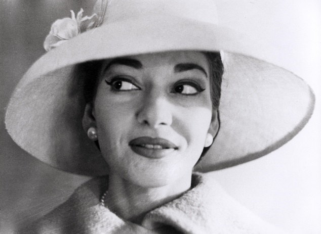 LUSCIOUS NEWS: Meryl Streep will be playing opera diva Maria Callas in a new film