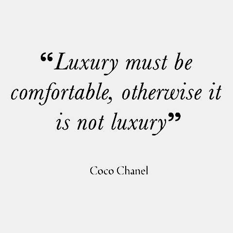 Quotes About Luxury Life